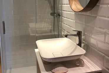 Reforma de baño en Elisa Lumbreras