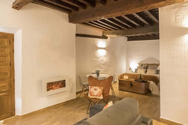 Rehabilitación Casa Alfonso VII - apartamento 1