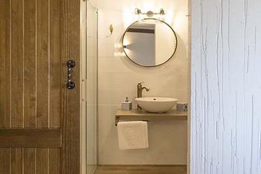 Rehabilitación casa - vista baños