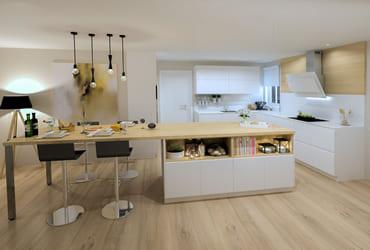 Rehabilitación integral de viviendas en Maestro Pradas