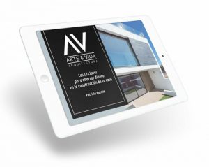 Tablet despacho arquitectura