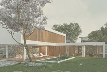 Proyecto de vivienda en Alamo, Madrid