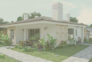Rorrejoncillo del Rey - Proyecto casa unifamiliar