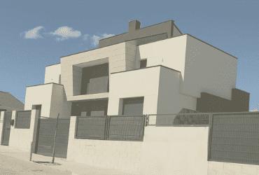 Proyecto vivienda en Madrid