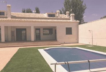 Proyecto de vivienda rural en Hontanaya, Cuenca