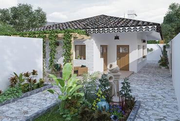 Proyecto vivienda Osa de la Vega