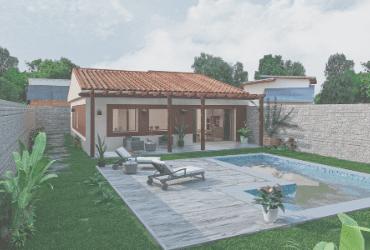 Proyecto vivienda nueva en Buendía, Cuenca