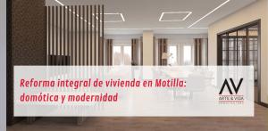 Reforma integral vivienda en Motilla