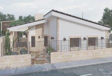 Proyecto vivienda Almonacid del Marquesado Cuenca