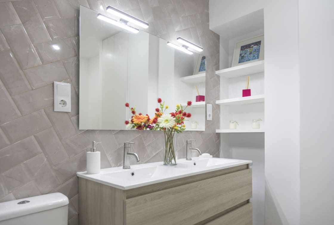 Reforma baño piso Maestro Pradas Cuenca