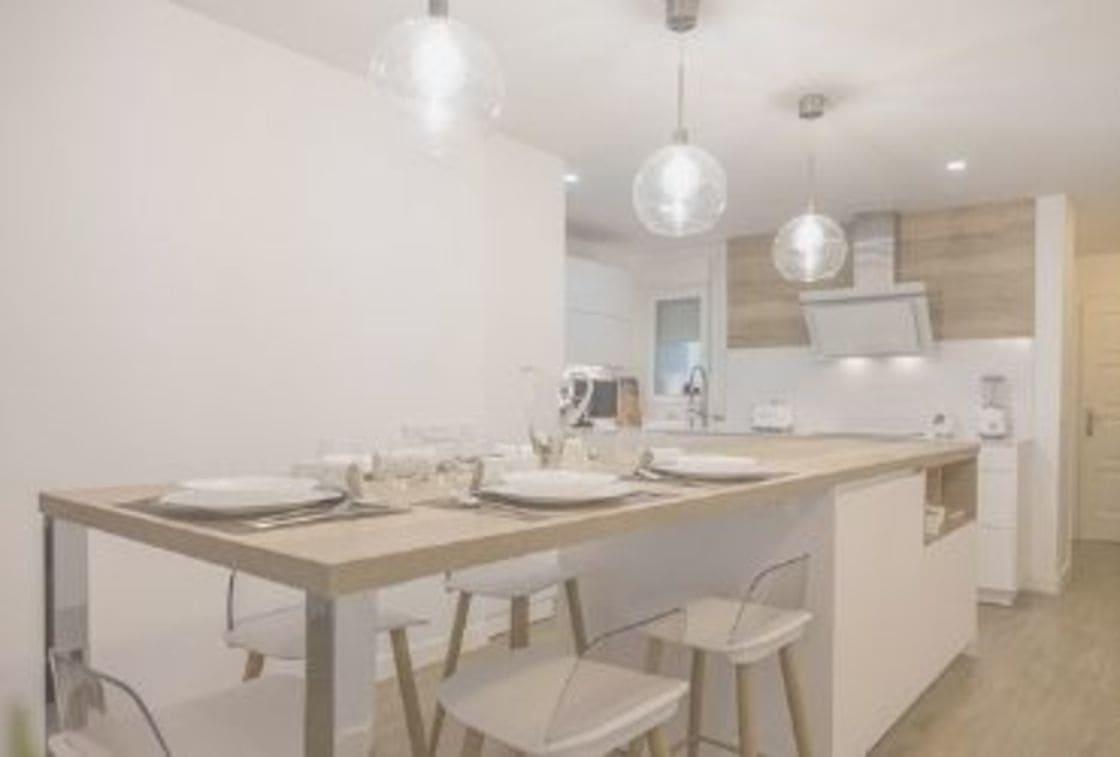 Proyecto reforma piso Cuenca Maestro Pradas