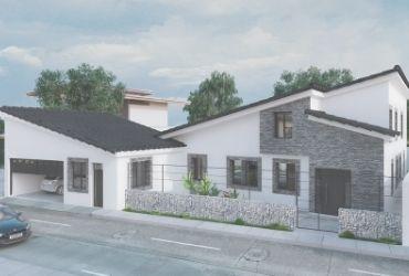 Portada construcción vivienda Honrubia Cuenca